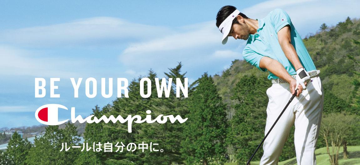 チャンピオンゴルフ2021年モデル新作春夏ウェア入荷しました!