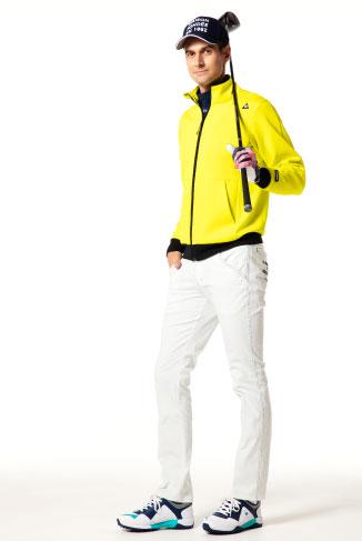 ルコック 2021年 春夏モデル コーディネイト画像3