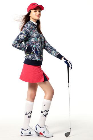 ルコック 2021年 春夏モデル コーディネイト画像8