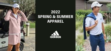 アディダス(adidas) 2021年新作春夏ゴルフウェア