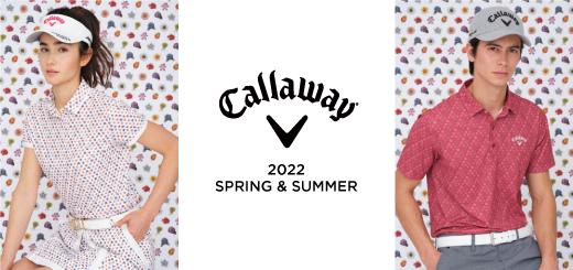 キャロウェイ(Callaway)2021年新作秋冬ウェア入荷しました!