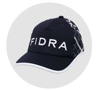 フィドラ(FIDRA) キャップ・バイザー