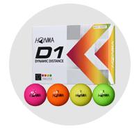 本間ゴルフ(HONMA GOLF) ボール