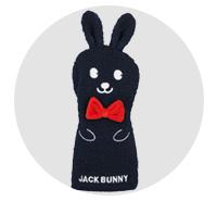ジャックバニー (Jack Bunny!!) ヘッドカバー