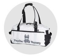 サイコバニー(Psycho Bunny) ボストンバッグ