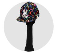 サイコバニー(Psycho Bunny) ヘッドカバー