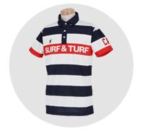 サーフ&ターフ(SURF&TURF) メンズゴルフウェア