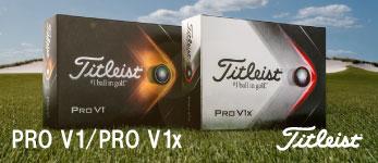 タイトリスト プロ v1 v1x ゴルフボールはこちら