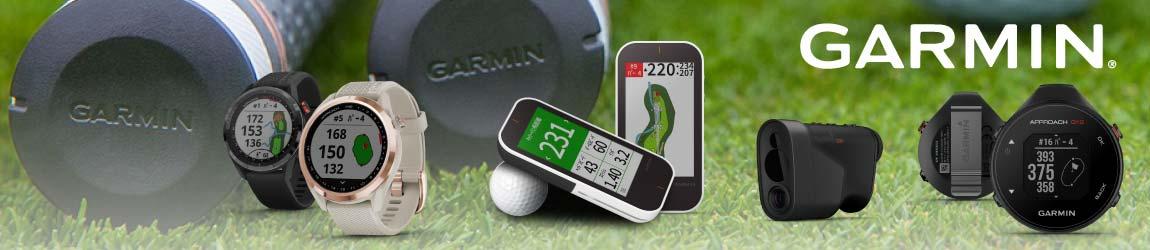 高感度 GPS を内蔵し、全世界約 42,000 以上のゴルフコースに対応する Garmin(ガーミン) のゴルフナビ。特集ページはこちら