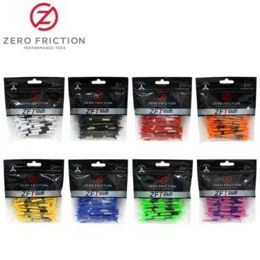 ゼロフリクションティー ZF レギュラー(2-3/4inch・70mm) 16本入