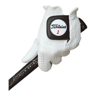 タイトリスト プロフェッショナル メンズ ゴルフグローブ TG77 ホワイト