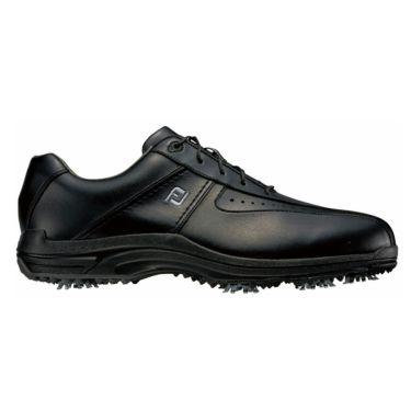 フットジョイ FootJoy GREENJOYS グリーンジョイズ ソフトスパイク ゴルフシューズ ブラック 45304