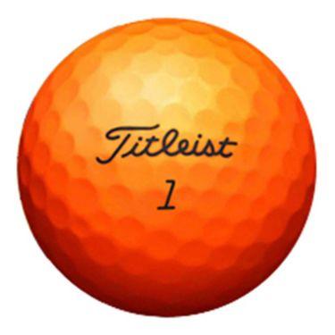 タイトリスト HVC ソフトフィール オレンジ ゴルフボール 1ダース(12球入り)