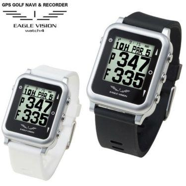 朝日ゴルフ イーグルビジョン watch 4 ウォッチ4 GPSゴルフナビ&レコーダー