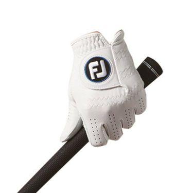 フットジョイ FootJoy NANOLOCK TOUR ナノロックツアー ゴルフグローブ FGNT17WT ホワイト 詳細4