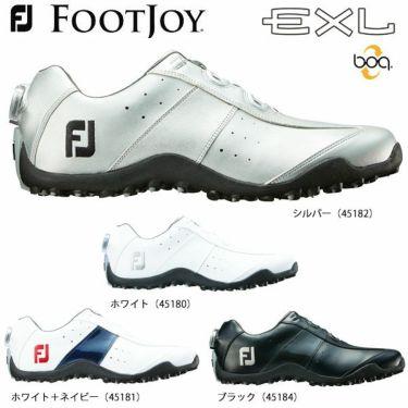 フットジョイ FootJoy メンズ EXL Spikeless Boa スパイクレス シューズ 2018年モデル スパイクレス ゴルフシューズ