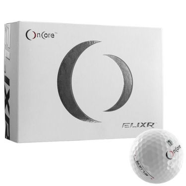 Oncore ELIXR オンコア エリクサー ゴルフボール 1ダース(12球入り) 商品詳細2