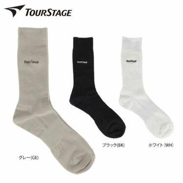 ツアーステージ TOURSTAGE メンズ レギュラーソックス SOT81G