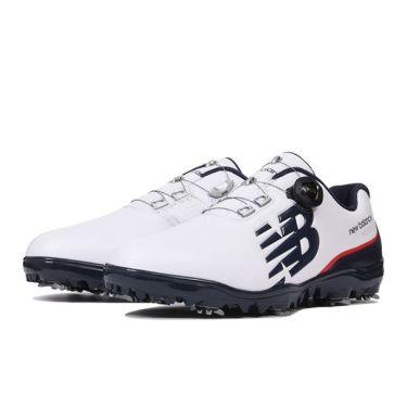 New Balance ニューバランスゴルフ メンズ BOAタイプ ソフトスパイク ゴルフ シューズ MG1001 v2 2019年モデル 商品詳細4