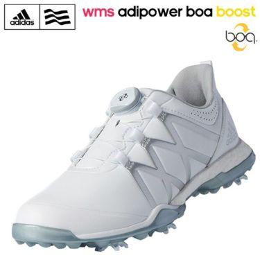 アディダス adidas レディース W adipower Boa boost ウィメンズ アディパワー ボア ブースト ソフトスパイク ゴルフシューズ 2017年モデル