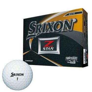 ダンロップ スリクソン Z-STAR ゴルフボール 2019年モデル 1ダース(12球入り) 商品詳細2