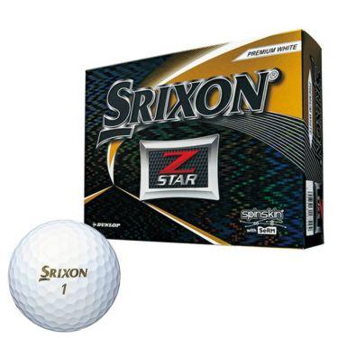ダンロップ スリクソン Z-STAR ゴルフボール 2019年モデル 1ダース(12球入り) 商品詳細3