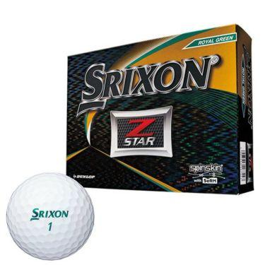 ダンロップ スリクソン Z-STAR ゴルフボール 2019年モデル 1ダース(12球入り) 商品詳細4