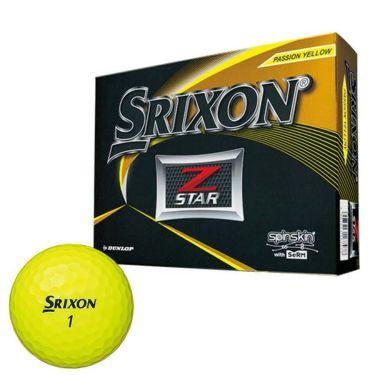ダンロップ スリクソン Z-STAR ゴルフボール 2019年モデル 1ダース(12球入り) 商品詳細5
