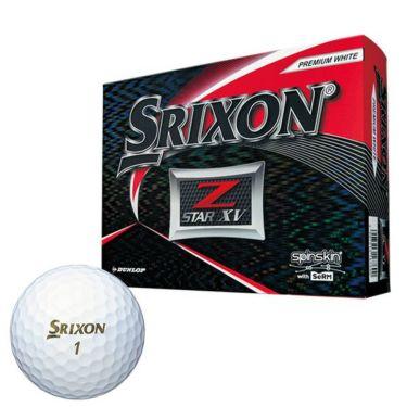ダンロップ スリクソン Z-STAR XV ゴルフボール 2019年モデル 1ダース(12球入り) 商品詳細3