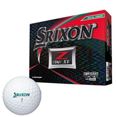 ダンロップ スリクソン Z-STAR XV ゴルフボール 2019年モデル 1ダース(12球入り) 商品詳細4