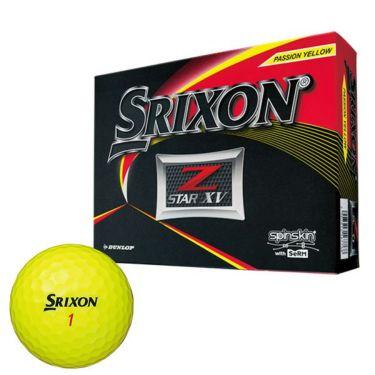 ダンロップ スリクソン Z-STAR XV ゴルフボール 2019年モデル 1ダース(12球入り) 商品詳細5