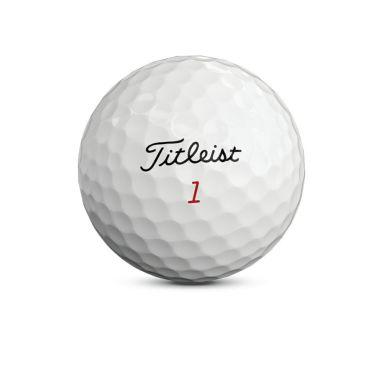 タイトリスト プロV1x 2019年モデル ゴルフボール ホワイト 1ダース(12球入り) 商品詳細2