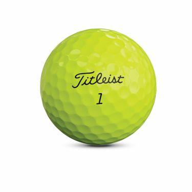 タイトリスト プロV1 2019年モデル イエロー ゴルフボール 1ダース(12球入り) 商品詳細2