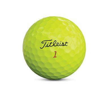 タイトリスト プロV1x 2019年モデル イエロー ゴルフボール 1ダース(12球入り) 商品詳細2