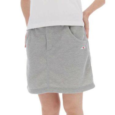 ニューバランスゴルフ レディース ダンボールニット 刺繍 ペチパンツ付き スカート 012-9134510 2019年モデル 商品詳細2