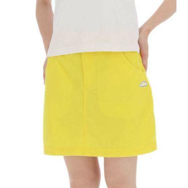 ニューバランスゴルフ レディース ダンボールニット 刺繍 ペチパンツ付き スカート 012-9134510 2019年モデル 商品詳細4