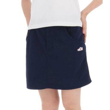 ニューバランスゴルフ レディース ダンボールニット 刺繍 ペチパンツ付き スカート 012-9134510 2019年モデル 商品詳細5