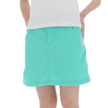 ニューバランスゴルフ レディース ダンボールニット 刺繍 ペチパンツ付き スカート 012-9134510 2019年モデル 商品詳細6
