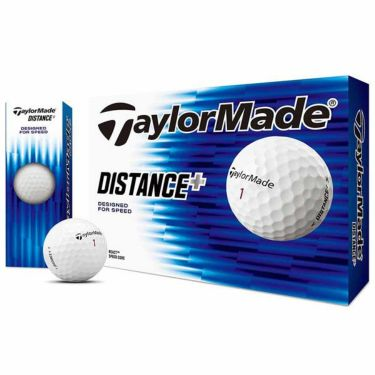 テーラーメイド DISTANCE+ ディスタンス プラス ゴルフボール 1ダース(12球入り) 商品詳細2
