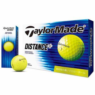 テーラーメイド DISTANCE+ ディスタンス プラス ゴルフボール 1ダース(12球入り) 商品詳細3
