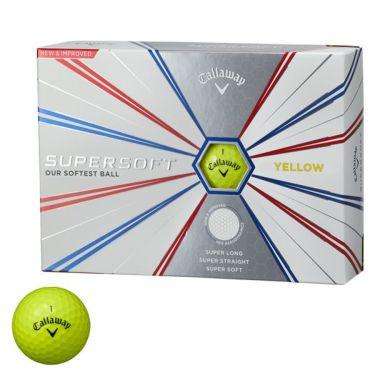 キャロウェイ SUPER SOFT スーパーソフト 2019年モデル ゴルフボール 1ダース(12球入り) 商品詳細3