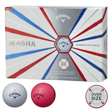 キャロウェイ SUPER SOFT MAGNA スーパーソフト マグナ ゴルフボール 1ダース(12球入り)