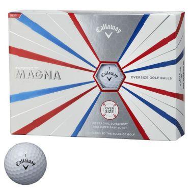 キャロウェイ SUPER SOFT MAGNA スーパーソフト マグナ ゴルフボール 1ダース(12球入り) 商品詳細2