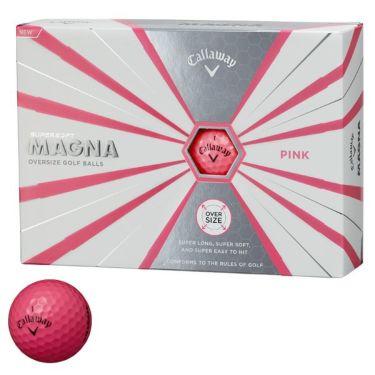 キャロウェイ SUPER SOFT MAGNA スーパーソフト マグナ ゴルフボール 1ダース(12球入り) 商品詳細3