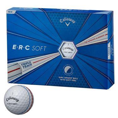 キャロウェイ E・R・C ソフト 2019年モデル ゴルフボール 1ダース(12球入り) 商品詳細2