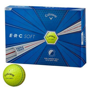 キャロウェイ E・R・C ソフト 2019年モデル ゴルフボール 1ダース(12球入り) 商品詳細3