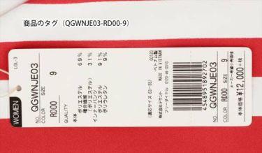 ルコック Le coq sportif レディース ストライプ柄 ストレッチ インナーパンツ一体型 スカート QGWNJE03 2019年モデル 商品詳細13
