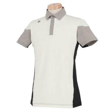 デサントゴルフ DESCENTE GOLF メンズ 配色切替 半袖 ポロシャツ DGMNJA01 2019年モデル 商品詳細3