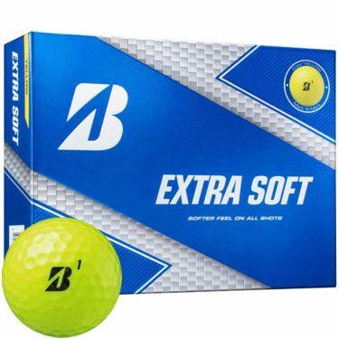 ブリヂストン EXTRA SOFT エクストラソフト ゴルフボール 2019年モデル 1ダース(12球入り) 商品詳細3