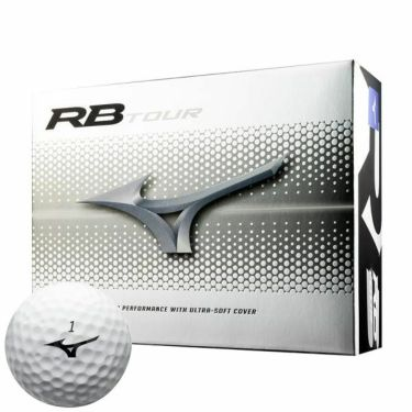 ミズノ RB TOUR ゴルフボール 1ダース(12球) 商品詳細2